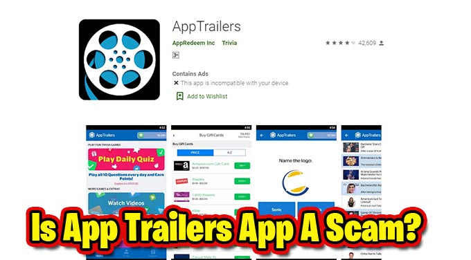 App Trailers Honest Review: Earn $50 PayPal Money? Or Scam?