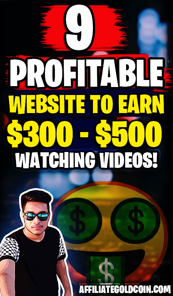 earn money by watching videos and ads