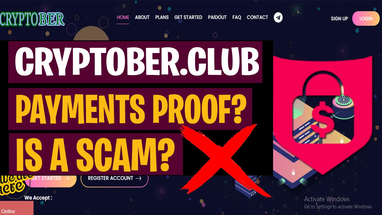 Cryptober.club Review: Make $500, 15% Every Day? Or a PURE SCAM?